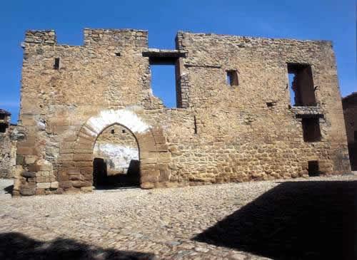 Castillo de Mirambel