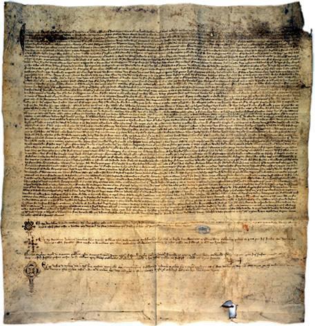 Pergamino de Chinon. 17-20 de agosto de 1308