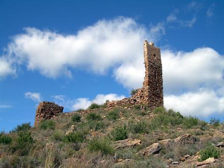 Castillo de Azuebar (Castellón)