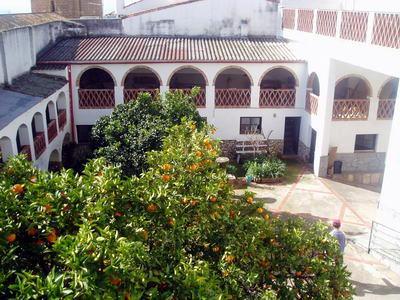 Convento de Nuestra Señora de Gracia - Jerez de los Caballeros