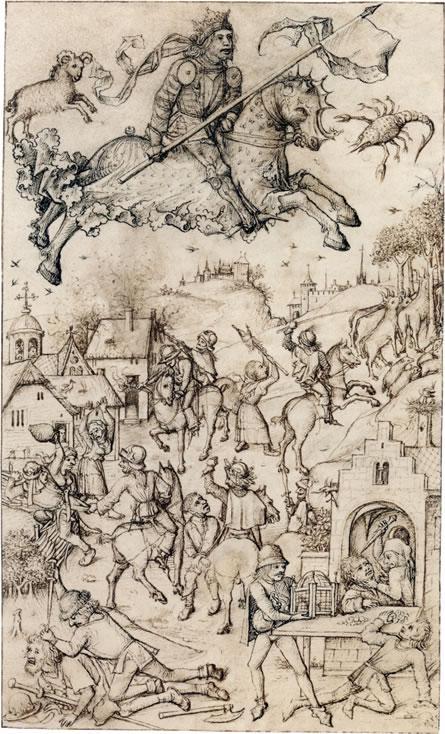 Hausbuch Wolfegg (s. XV)