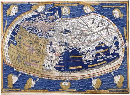 La Cosmographia de Ptolomeo