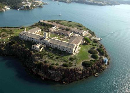 La Illa del Rei de Menorca