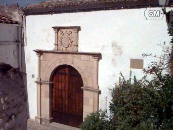 Casa natal de Jorge Manrique