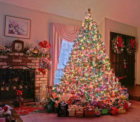 El origen medieval del Árbol de Navidad
