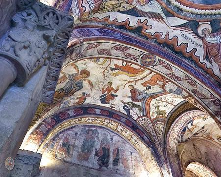 La Anunciacion del Pateón de San Isidoro de León