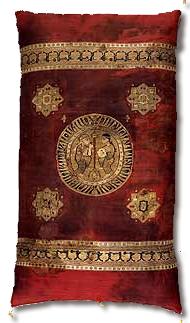 Almohada de Doña Berenguela. 1180 - 1246