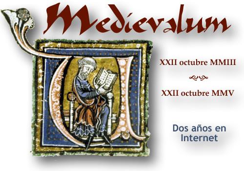 Cumplimos dos años. medievalum