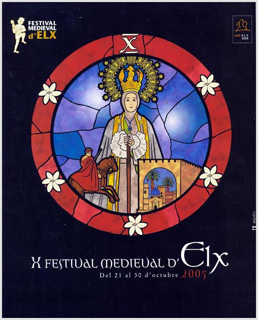 X edición del Festival Medieval d'Elx